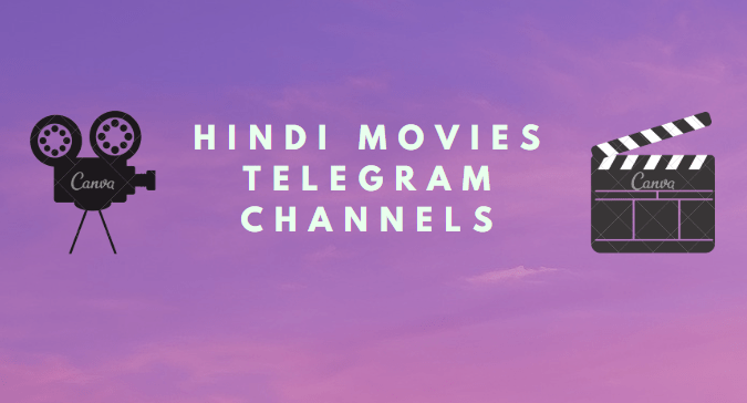Hindi Movies Telegram Channels 1