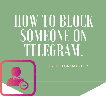 How To Block Someone On Telegram 7