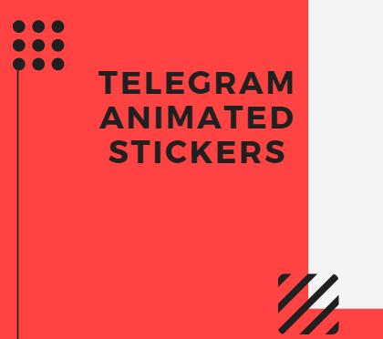 Telegram Animated Stickers 7