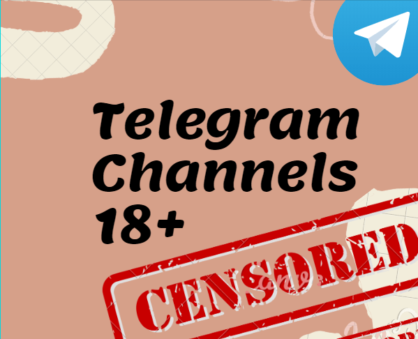 adult telegram channels