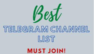 Telegram Channel List