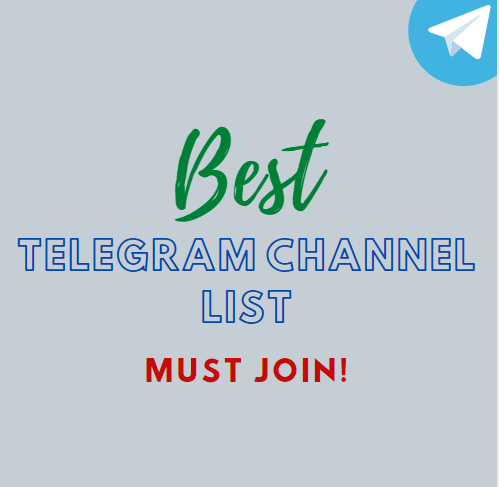 Telegram Channel List