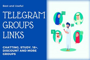 Best Telegram Groups Link In 2021 (Study, Movies, Dating, Chatting Groups)