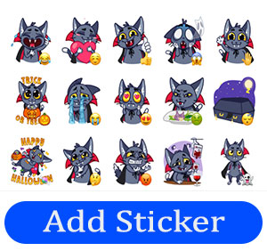 catcula sticker pack