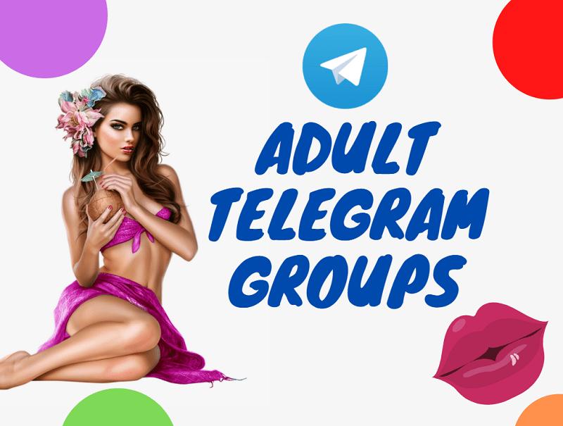 best adult telegram groups online