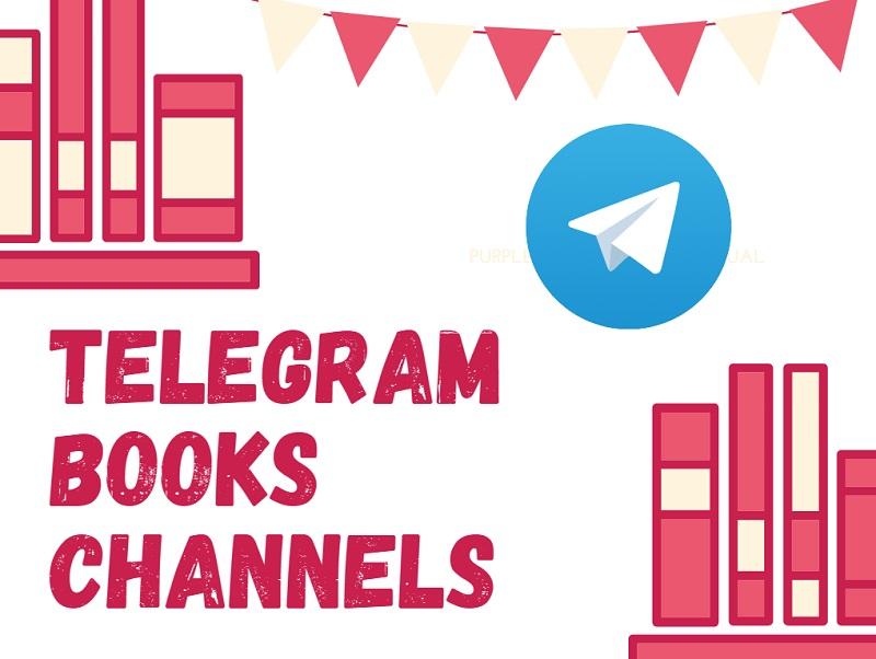 books channels on telegram