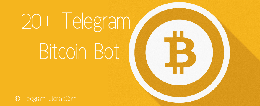20+ Best Telegram Bitcoin Bot 2019 - Bitcoin Mining Bot List