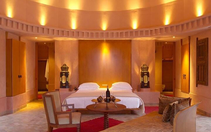 Amanjena Hotel Review Marrakech Travel