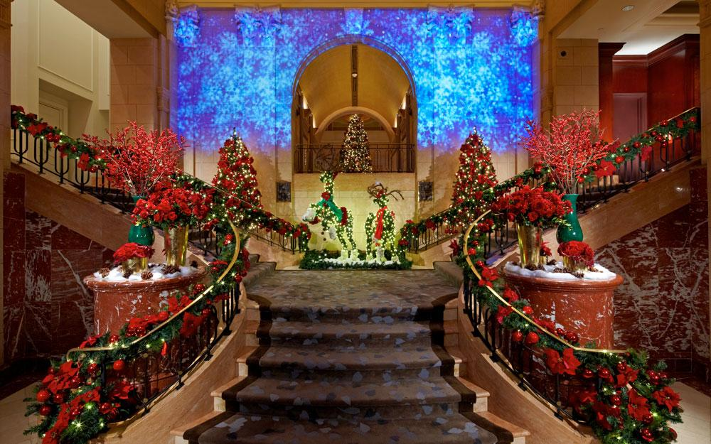 The Best Hotels For Christmas In New York
