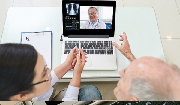 Telehealth explosion points to need for more research on quality of care in space