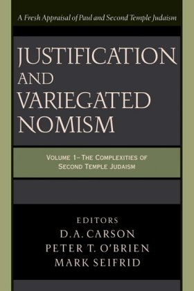 Cover of Justification and Variegated Nomism