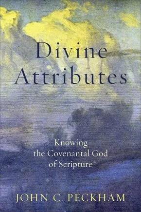 Divine Attributes book cover