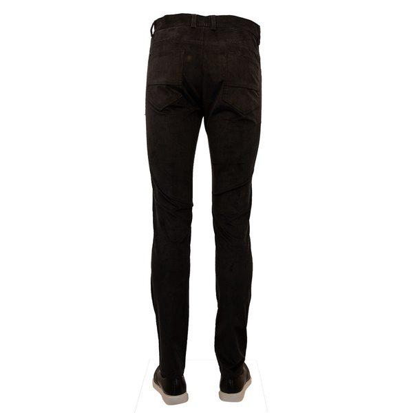 [JK30SF12M006-001]JAKAMEN Pantalon Toile SLIM FIT (1)