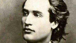 Mihai Eminescu poet national