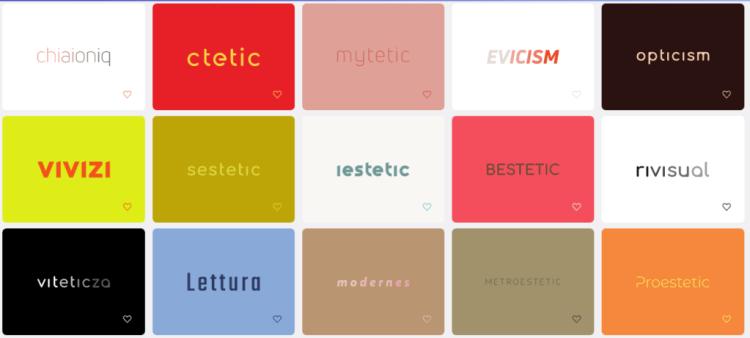 Nombres para clínicas estéticas