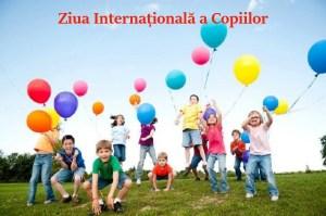 Mesajul Președintelui Raionului Telenești, Mariana Ombun,  cu ocazia Zilei Internaționale a Copilului