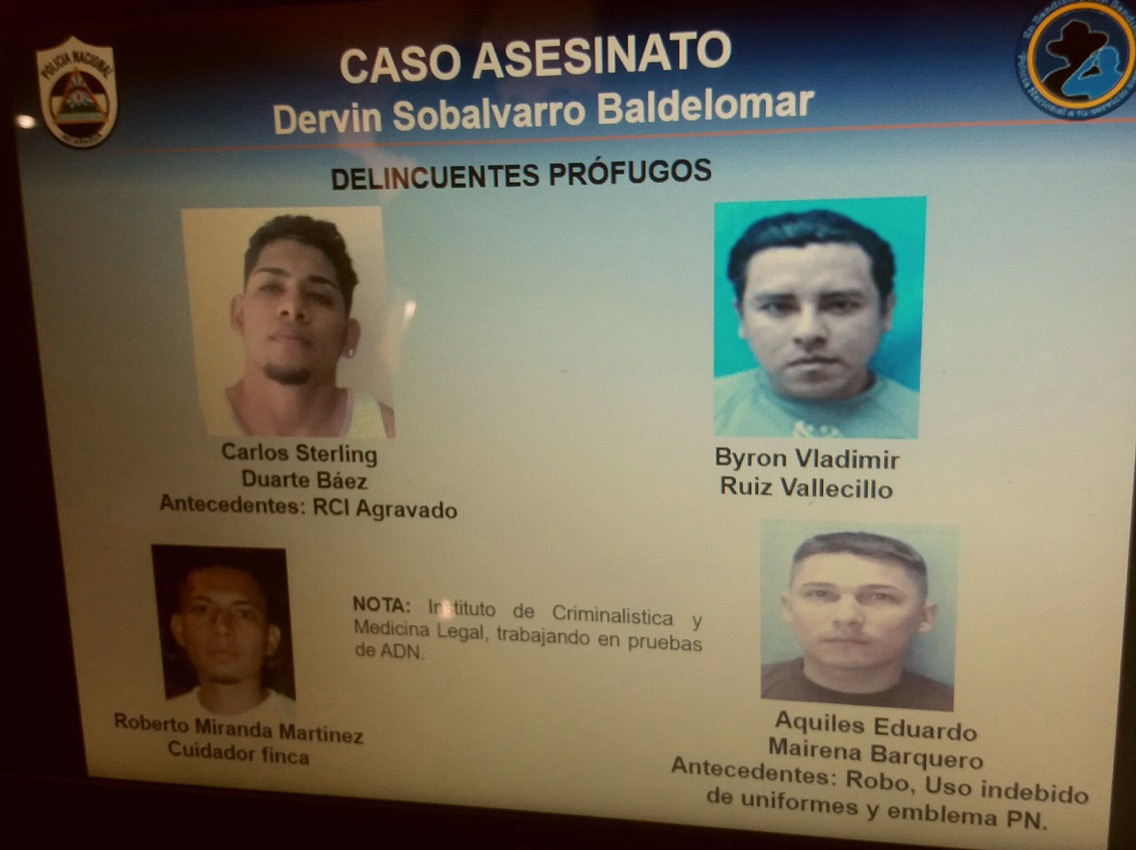 Capturan a presunto implicado en crimen de comerciante.