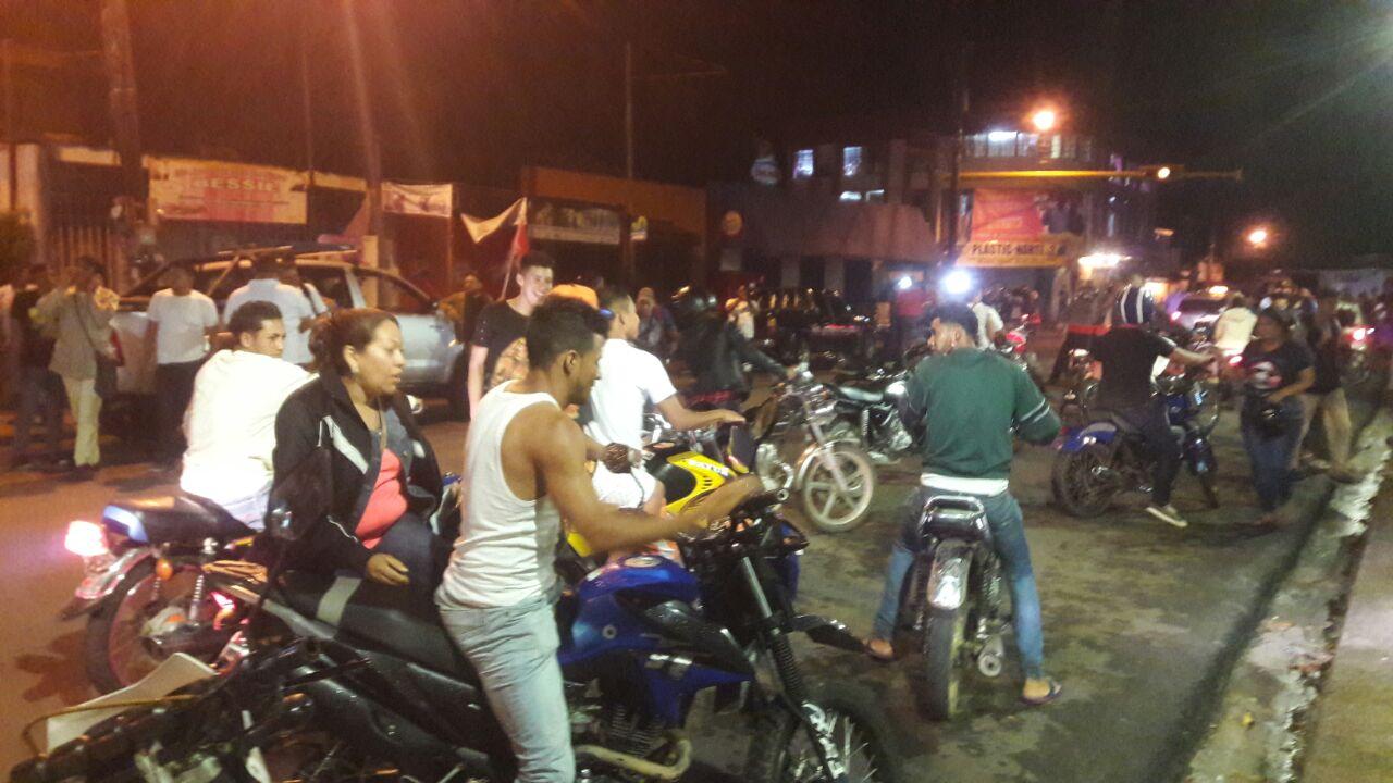 FSLN festeja victoria tras ganar alcaldía de Estelí.