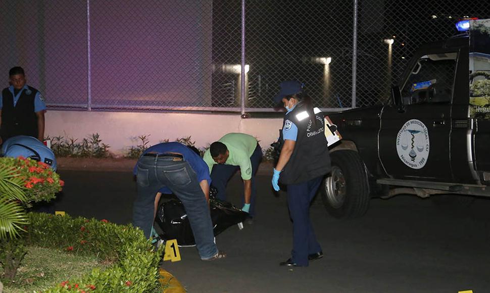 Prisión preventiva contra guarda de seguridad que mató a mujer.