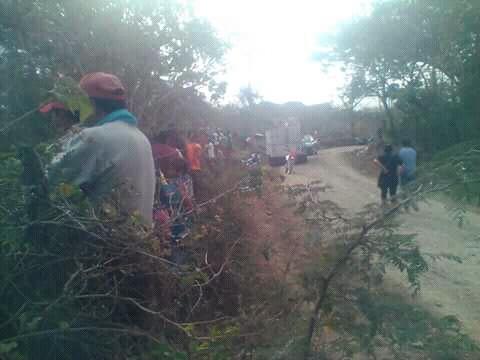 Niña desaparecida fue encontrada muerta al fondo de un pozo en Pueblo Nuevo,Estelí.