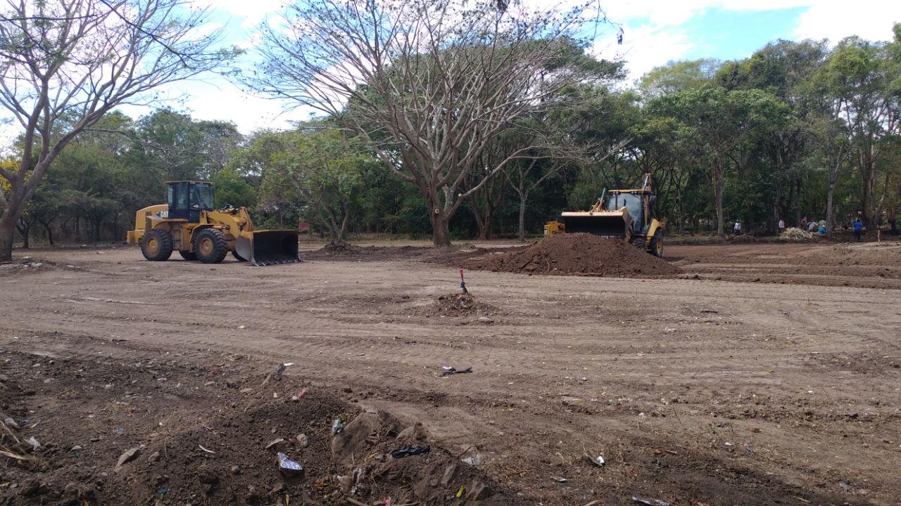 Inicia construcción del primer mega parque acuático de Estelí.