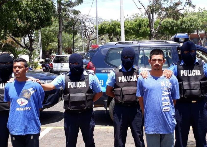 Capturan a los sospechosos de crimen contra dos mujeres de Jalapa.