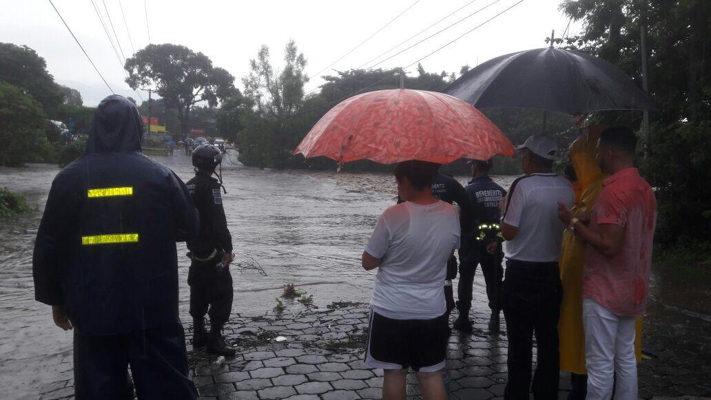 Estelí con 321 puntos críticos ante inundaciones.