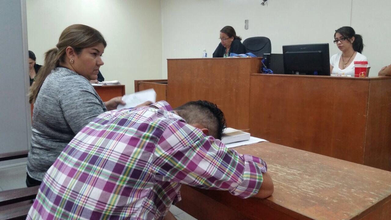Remiten a juicio oral y público a presunto femicida de La Trinidad.