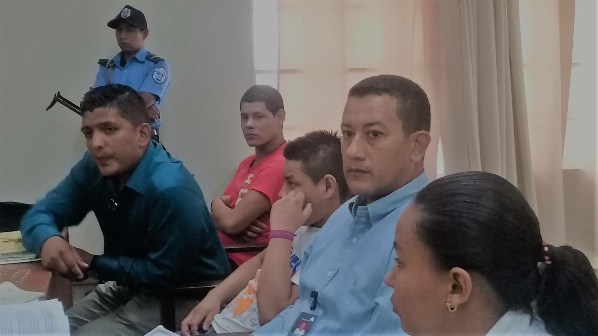Realizan audiencia preparatoria contra presuntos asesinos de niña de Pueblo Nuevo Estelí