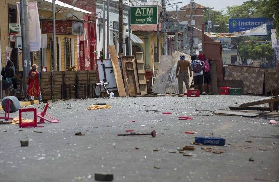 Más muertos por enfrentamientos en Nicaragua.