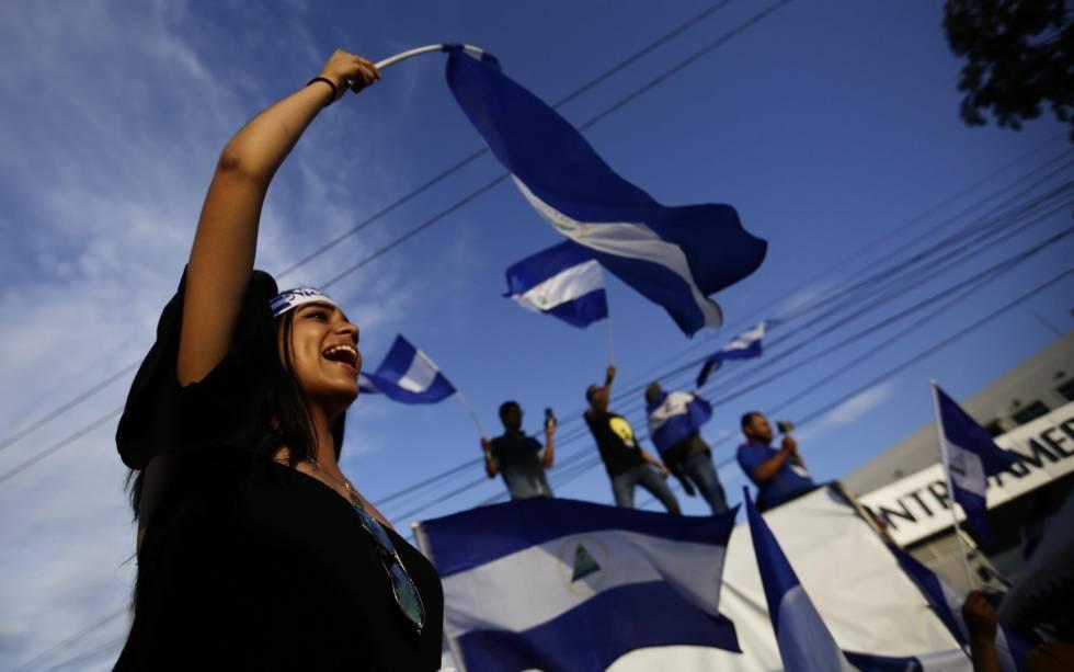 """Oposición de Nicaragua convoca a marcha por liberación de """"presos políticos"""""""