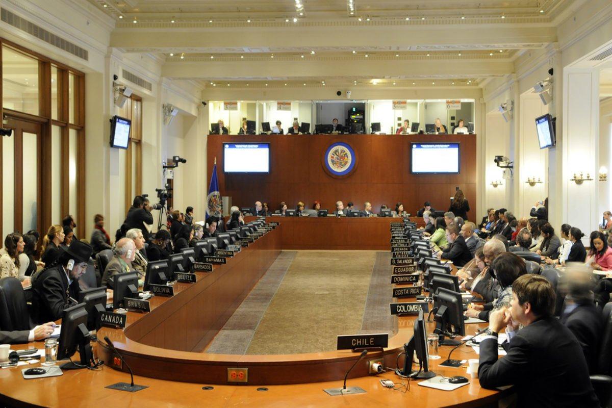 El Gobierno de Nicaragua declara inaceptable el Grupo de Trabajo de la OEA.