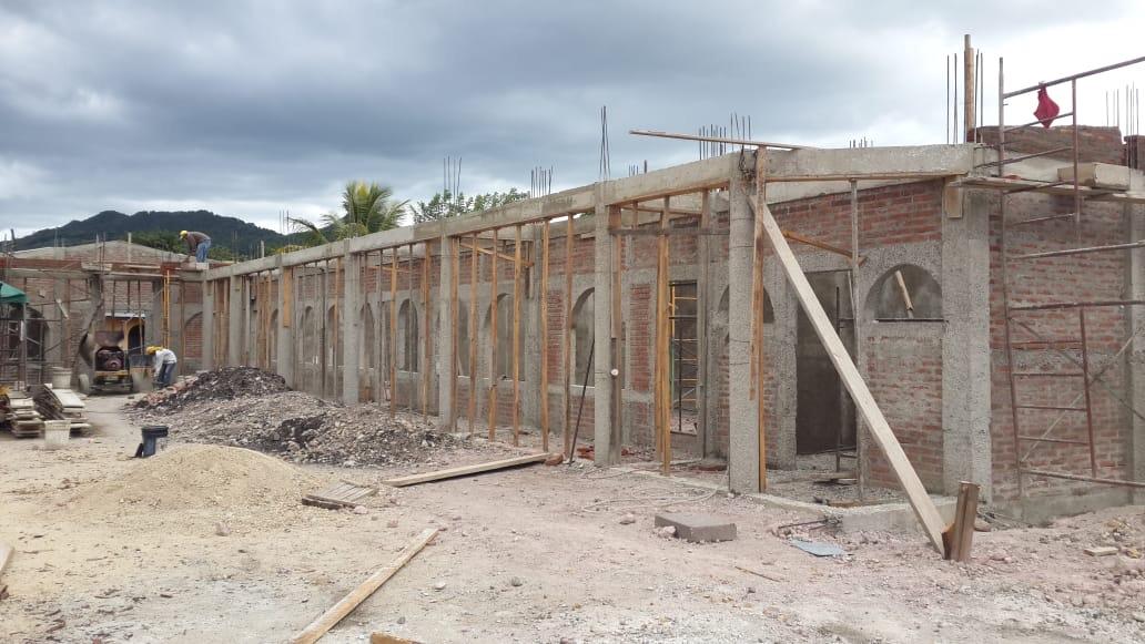 Avanza construcción de albergue en Estelí
