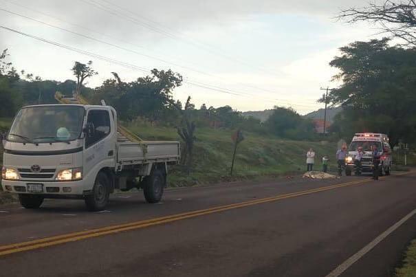 Muere arrollado por camión en Estelí.