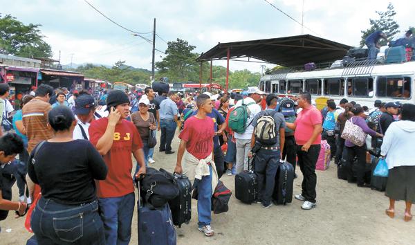 Una misión de Costa Rica revisará la situación migratoria en la frontera con Nicaragua