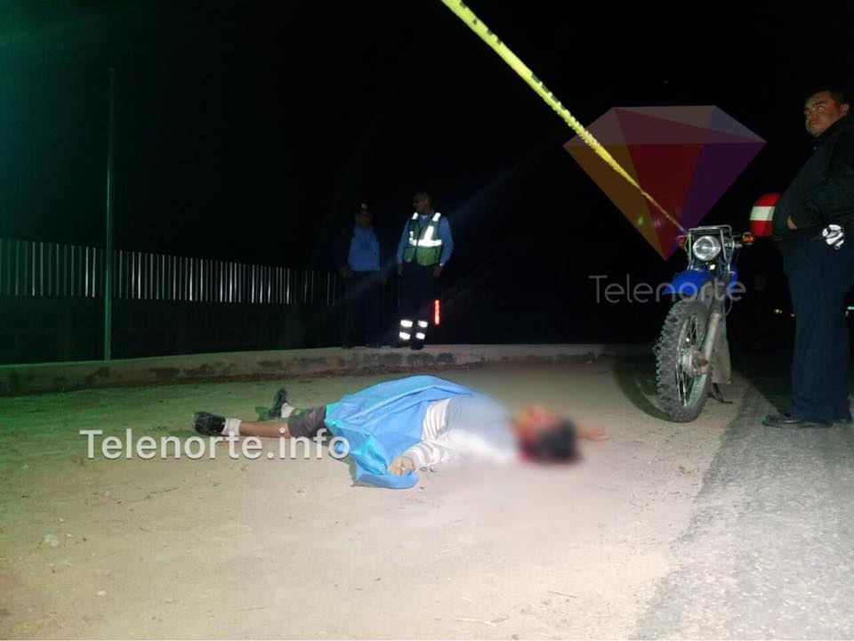 Encuentran a un joven asesinado en la salida norte de Estelí.
