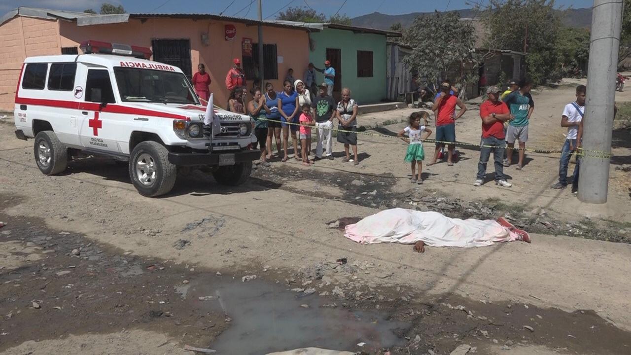 Dictan prisión preventiva contra joven acusado por homicidio contra ex reo de Estelí.