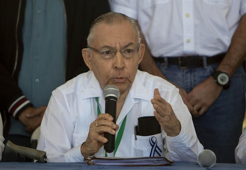Alianza Cívica suspende el diálogo con el Gobierno de Nicaragua