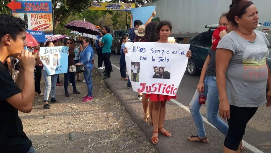 Demandan justicia por adolescente que murió arrollado en Estelí.