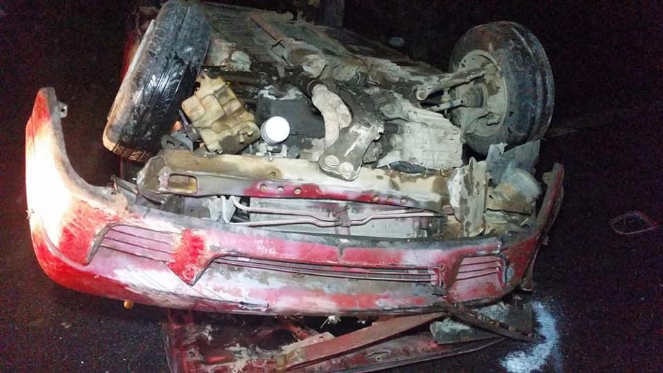 10 personas fallecidas y 42 lesionadas en accidentes de tránsito