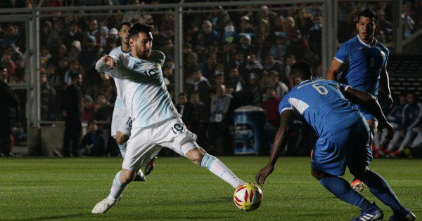 Argentina golea a Nicaragua 5-1 en su despedida rumbo a la Copa América