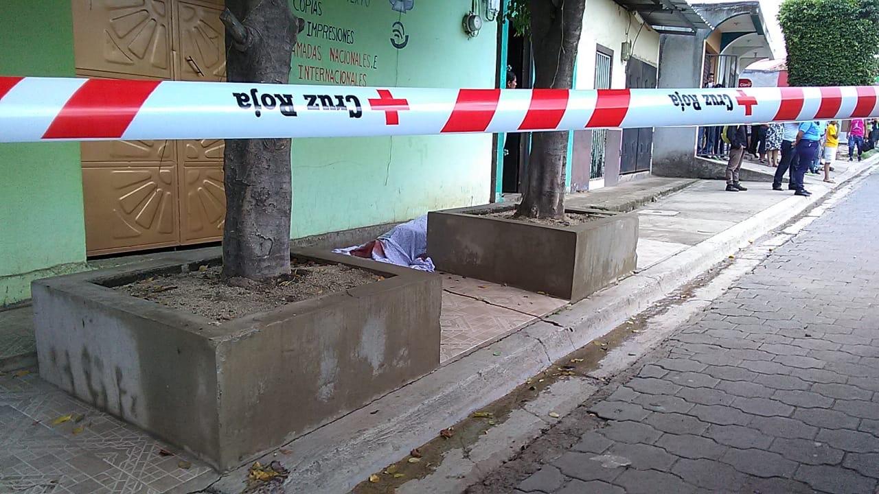 Muere hombre tras ser apuñalado el barrio Miguel Alonso de Estelí