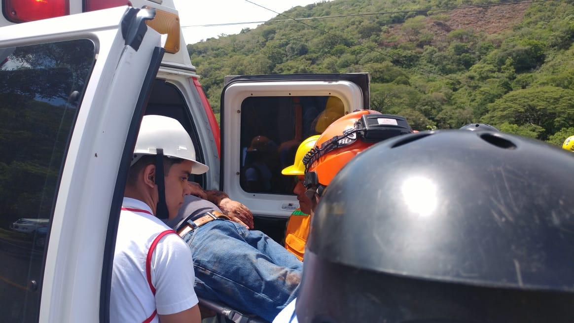 Tres personas fallecidas en accidentes de tránsito.