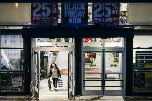 'Black Friday' en EEUU se convierte en una sombra de lo que fue.