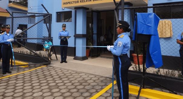 Gobierno de Nicaragua inaugurará siete nuevas estaciones policiales