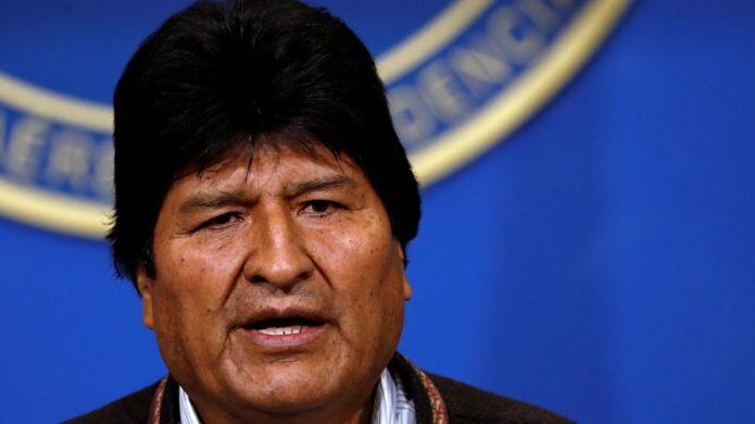 Evo Morales convoca a nuevas elecciones en Bolivia.
