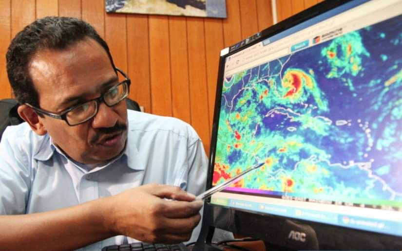 Un nuevo frente frío ingresará a Nicaragua este miércoles.
