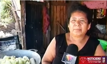 Mujer emprendedora de Estelí elabora productos derivados del maíz