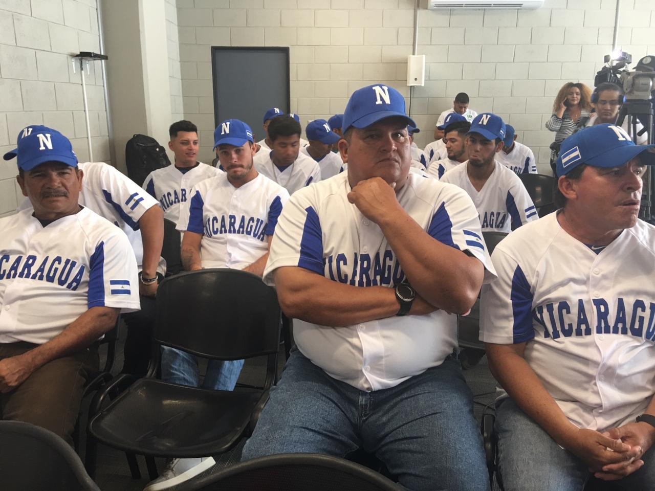 Nicaragua lista para el Premundial Sub-23 de béisbol.