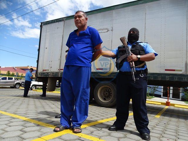 Capturan a salvadoreño con 121,9 kilos de cocaína en Nicaragua